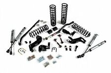"JSPEC 3.5"" J KONNECT SUSPENSION SYSTEM 2007-2018 JEEP WRANGLER JK (4 DOOR) 108K"