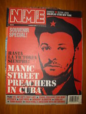 NME 2001 MAR 3 MANIC STREET PREACHERS EMINEM COLDPLAY