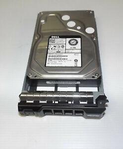 "Dell 3.5"" 4Tb 7.2K 12Gbps SAS drive 00F9W8 0F9W8 Toshiba MG04SCA40EN with caddy"