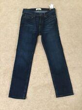 Abercrombie & Fitch Boys Denim Jeans Skinny Fit Age 15-16
