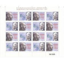 Año 2003 -  3964/65 en Minihoja, Premios Nobel Españoles