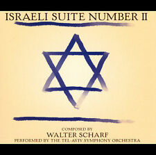 Israeli Suite Number II by Walter Scharf (CD, 2003)