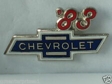 1983 Chevrolet Pin Badge Chevy Auto Pins lapel Hat Tack