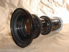 Classic Cinema Lens 15-150mm zoom, foc & zoom gears Pl. 4-S16mm, Hdv, Red, Alexa