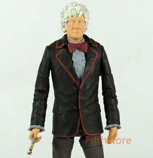Doctor Who The Third Doctor 3th Jon Pertwee + Sonic Screwdriver Loose Figure New