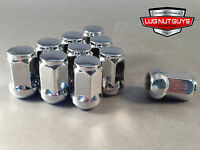 1 Single Wheel Nut for Alloy Wheels M12 x 1.5 19mm Hex for a Volvo V50