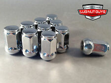 20 12x1.5 Factory Style Lug Nuts For Honda Acura Radius Ball Seat 19mm Hex