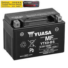 WC Yuasa YB9-B Motorcycle and Powersport Battery