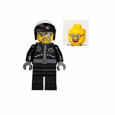 LEGO The Movie Bad Cop Good Cop Dual Face Minifigure 70802 NEW
