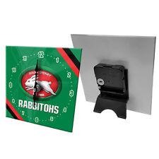 NRL Desk Clock  - South Sydney Rabbitohs - Gift Box - Rugby League - Football