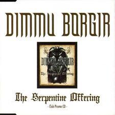 Dimmu Borgir(CD Single)The Serpentine Offering-Nuclear Blast-Germany-New