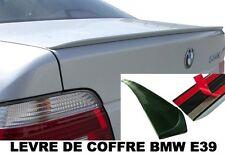 LEVRE COFFRE BMW E39 SERIE 5 540i 530d 1995-2003 M5 SPOILER BECQUET LAME AILERON