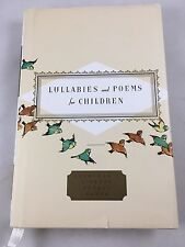 Lullabies and Poems for Children Everyman's Library Pocket Poets EUC