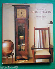 LE STYLE ARTS AND CRAFTS BARBARA MAYER 1994 FLAMMARION MAISON DECO STYLES