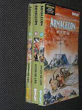 "ARMAGEDON N.3 - COMIC ART - BUONO ""N"""