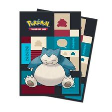 Ultra Pro Standard Sleeves - Pokemon Snorlax (65 Sleeves)