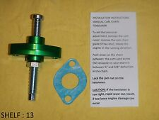 TIMING CAM CHAIN TENSIONER MANUAL ADJUSTER HONDA 2010 SH150i 2011 PCX125 scooter