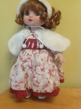 "Adora Belle Holiday 2003 Marie Osmond 15"" Doll"