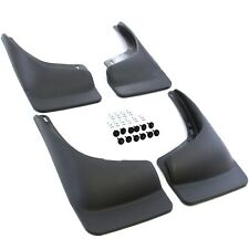 Fits Silverado/Sierra Mud Flaps 99-06 Guards Splash 4pc Front Rear without Flare