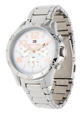 Tommy Hilfiger Damen Armbanduhr Silber 1781526