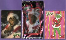 ⱡ 2000: How the Grinch Stole Christmas: 72 Card BASE Set