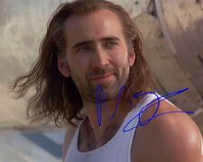 REPRINT - NICOLAS CAGE 1 ~ Autographed signed photo 8x10
