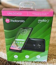 "Motorola Moto G7 Play (Universal Unlocked) 32GB - Deep Indigo 5.7"" XT1952-4"