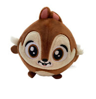 Disney Chipmunks Chip Squeezamals Pet Soft Squishy Toy 10cm