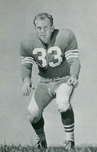 HARDY BROWN 8X10 PHOTO SAN FRANCISCO FORTY NINERS 49ers PICTURE WIDE BORDER