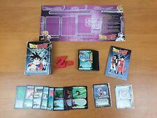 Dragonball Z Collectible Card Game Saiyan Saga Hero Starter Deck with Box
