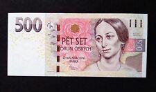 More details for czech republic 500 korun p-24b  2009 🇨🇿 unc