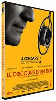 Le discours d'un roi DVD NEUF SOUS BLISTER Colin Firth
