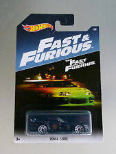 Hot Wheels Honda S2000 Fast And Furious 1:64