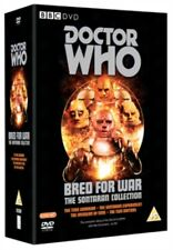 NEW Doctor Who - Bred For War / The Sontarans Collection DVD
