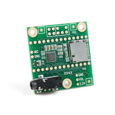 PJRC Audio Adapter Shield Rev D SGTL5000 for Teensy 4.0 Microcontroller US