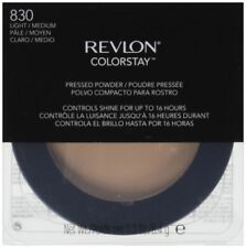 Polvos de maquillaje Revlon de polvos compactos para el rostro