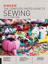 Singer: The Complete Photo Guide to Sewing, 3rd Edition, Press 9781589238978..