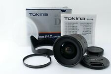 Tokina AT-X PRO 12-24mm F/4 IF DX II for Nikon from japan [Near Mint] #536480A