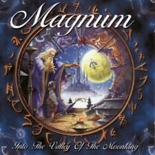 INTO THE VALLEY OF THE MOON KING NEW CD