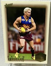 AFL Select 2018 Jason Akermanis HF236 Brisbane Lions West Bulldogs Hall Of Fame