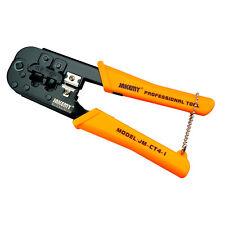JAKEMY JM-CT4-1 6/8P Ethernet Cable Crimpzange Crimping Plier Network Clamp BS3
