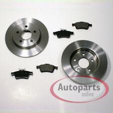 Ford Focus 2 II - Bremsscheiben Bremsen Bremsbeläge für hinten die Hinterachse*
