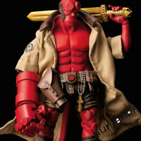 Scale 1/12 1000Toys Sentinel Hellboy Action Figure PVC Character Model No Box