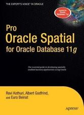 Pro Oracle Spatial for Oracle Database 11g (Expert's Voice in Oracle)-ExLibrary