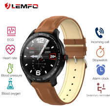 LEMFO L9 Smart Watch PPG ECG Heart Rate Blood Oxygen PressureSports Wristband