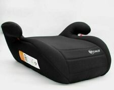 My Child Button Booster Seat - Solid Black