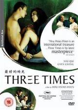 Three Times 5021866327303 DVD Region 2