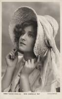 VINTAGE MISS GABRIELLE RAY GLAMOUR POSTCARD ROTARY PHOTOGRAPHIC SERIES - UNUSED