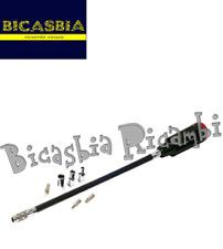 9786 - GIRAVITE FLESSIBILE CON 5 INSERTI (BRUGOLE 4/6/8 MM + CACCIAVITI)
