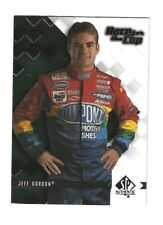 2000 SP Authentic RACE FOR THE CUP #R1 Jeff Gordon BV$5! RARE ONE CARD ONLY!